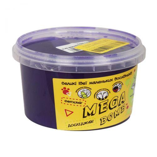 "Слайм ""Kids Lab: Mega Bomb №16"", 500 г  (фиолетовый)"