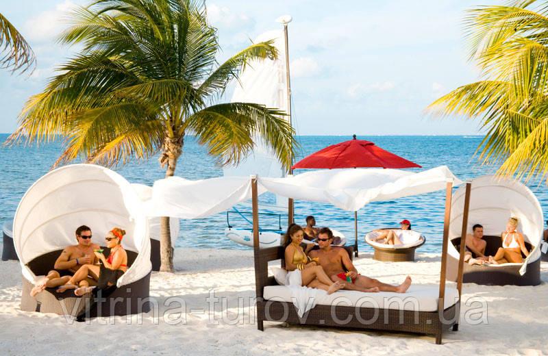 Temptation Resort & Spa 4* Канкун, Мексика - веселый отель в стиле MTV со свободной концепцией!