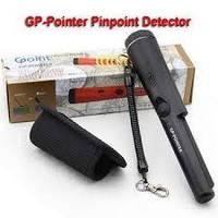 Акция!!! Пинпоинтер + крона ( черный ) !!! Пінпоінтер Gp Pointer SHRX