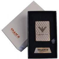 Электрическая USB зажигалка (Giorgio Armani,Louis Vuitton,Gucci...)