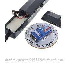 Металоискатель Metal CHK TS80 Ручной досмотровый сканер/портативный металлоискатель