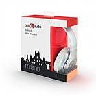 Bluetooth-гарнитура GMB Audio BHP-MXP-SW Silver-White, фото 3