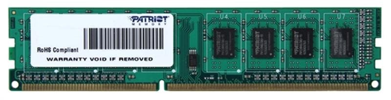 Модуль памяти DDR3 4GB/1333 Patriot Signature Line (PSD34G13332)