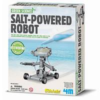 Научный набор 4M Робот на энергии соли (00-03353)