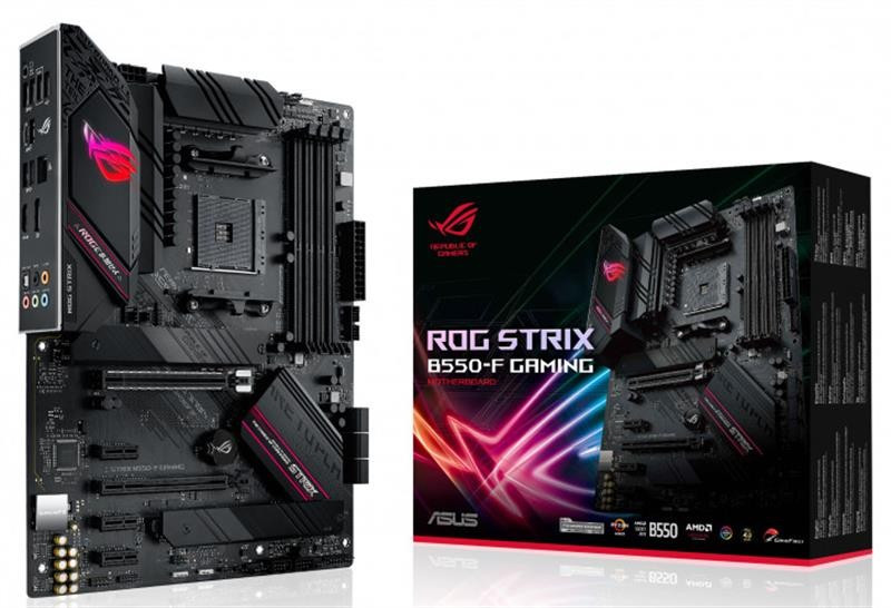 Материнская плата Asus ROG Strix B550-F Gaming Socket AM4