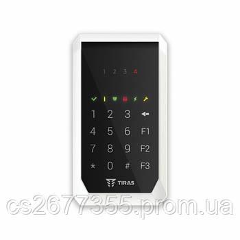 Сучасна та доступна світлодіодна клавіатура для керування системою K-PAD4