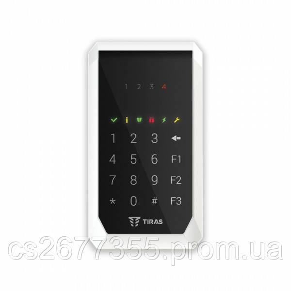 Сучасна та доступна світлодіодна клавіатура для керування системою K-PAD4+