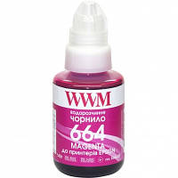 Чернила WWM 664 для Epson L110/L210/L300 140г Magenta (E664M)