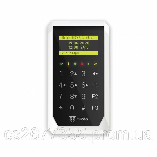 Сучасна та доступна OLED клавіатура для керування, адміністрування та налаштування системи K-PAD OLED