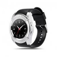 Смарт часы V8 Серые Original Smart Watch Смарт часи V8, фото 1