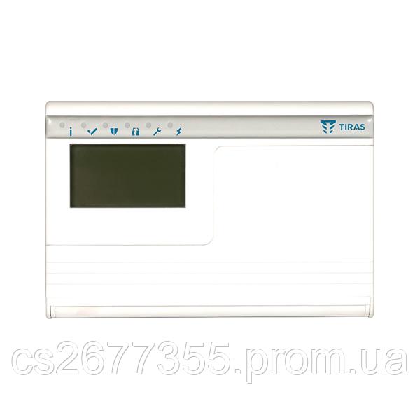 Функціональна клавіатура для керування, адміністрування та налаштування системи K-LCD