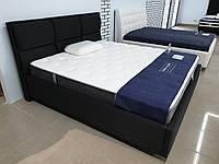Кровать Aurora с мягким изголовьем, фото 1