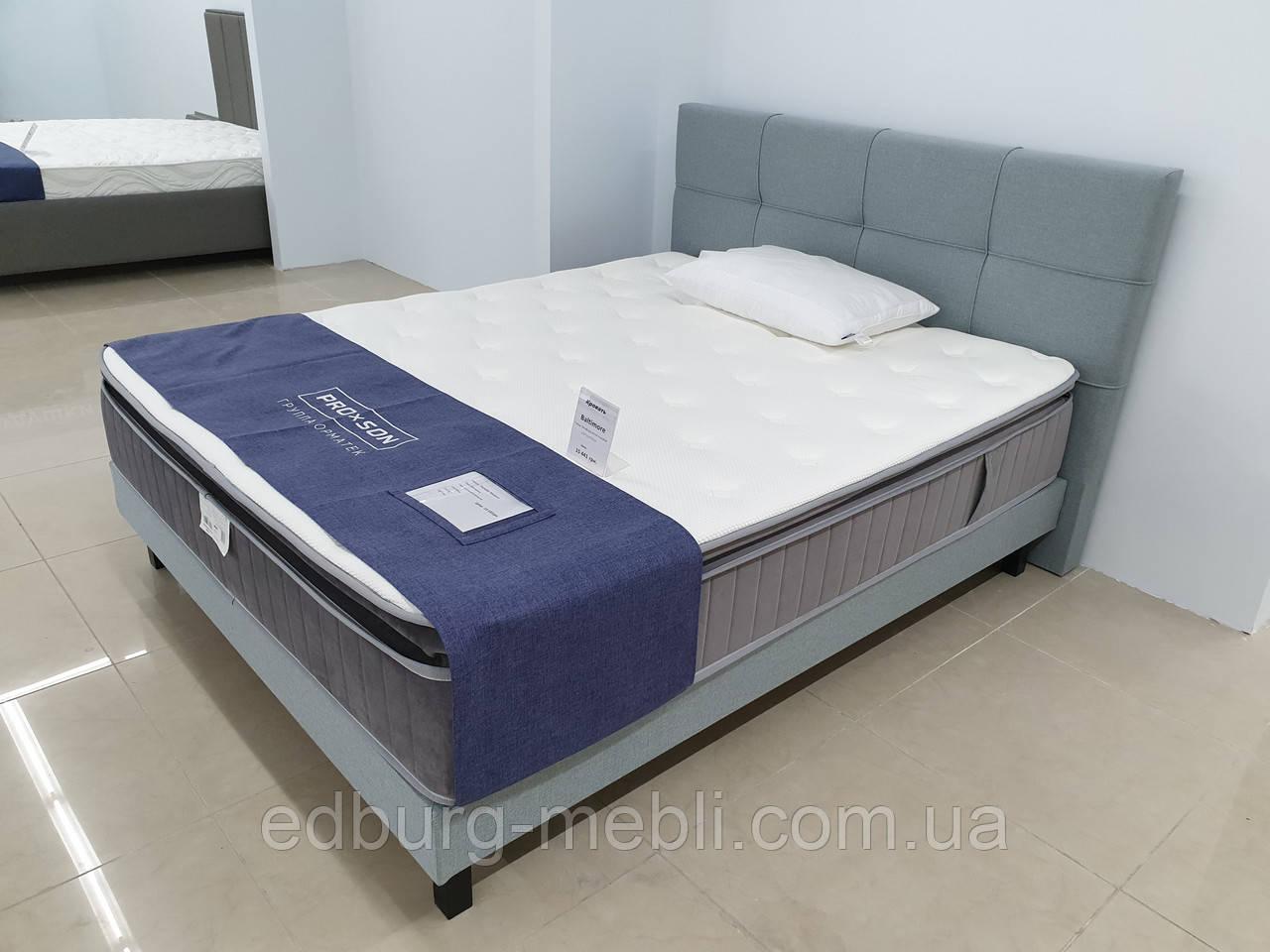 Кровать Wega с мягким изголовьем