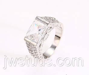 Очаровательный перстень,  р.20, Luxury