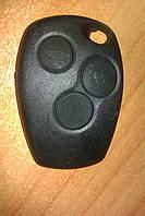Корпус ключа зажигания - 3 кнопки KANGOO ART