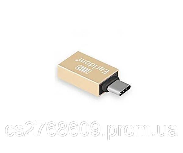 Card Reader micro SD для Type C T-OTO5 в асортименті