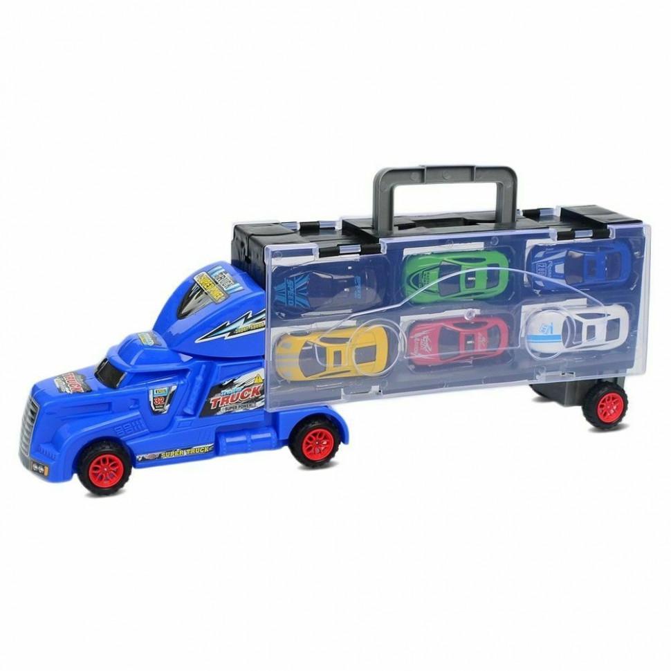 Трейлер AG105 (Blue)