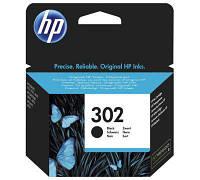 Картридж HP 302 BLACK №9