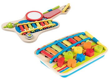 Дерев'яна яний музичний інструмент PLAYTIVE®JUNIOR