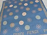 Хустка Fendi шовк, фото 3