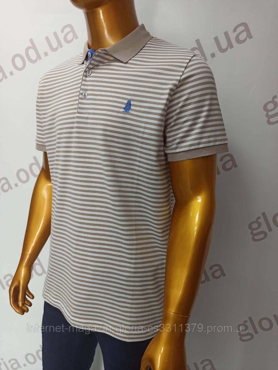 Мужская футболка поло Tony Montana. PSL-1003k (tmp241-8). Размеры: M,L,XL,XXL.
