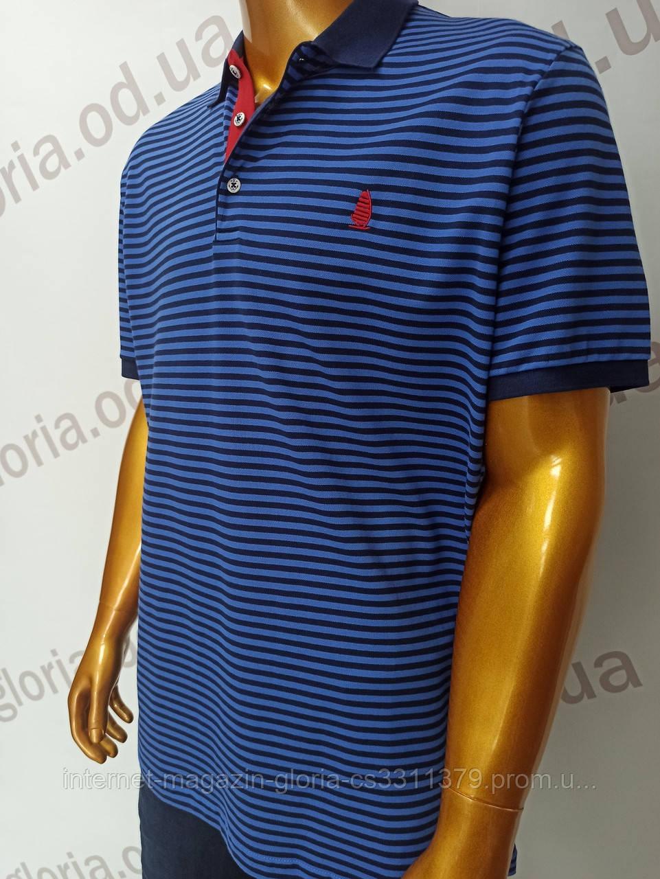 Мужская футболка поло Tony Montana. PSL-1003s (tmp241-8). Размеры: M,L,XL,XXL.