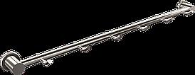 Вешалка 6 крючков для полотенец Andex Sanibella, 514cc