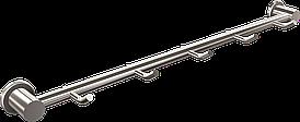 Вешалка 5 крючков для полотенец Andex Sanibella, 513cc