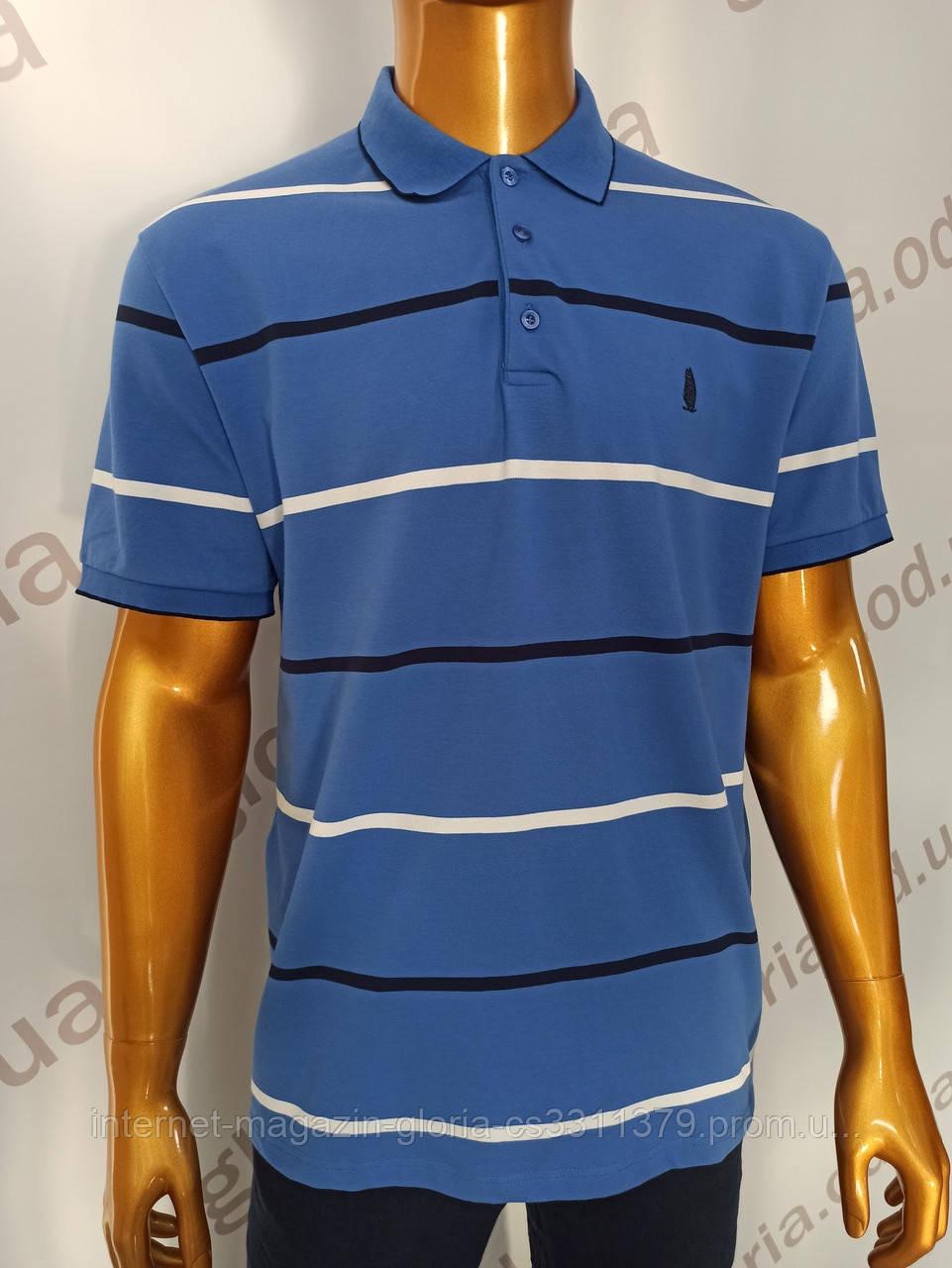 Мужская футболка поло Tony Montana. PSL-2005g (tmp241-8). Размеры: M,L,XL,XXL.