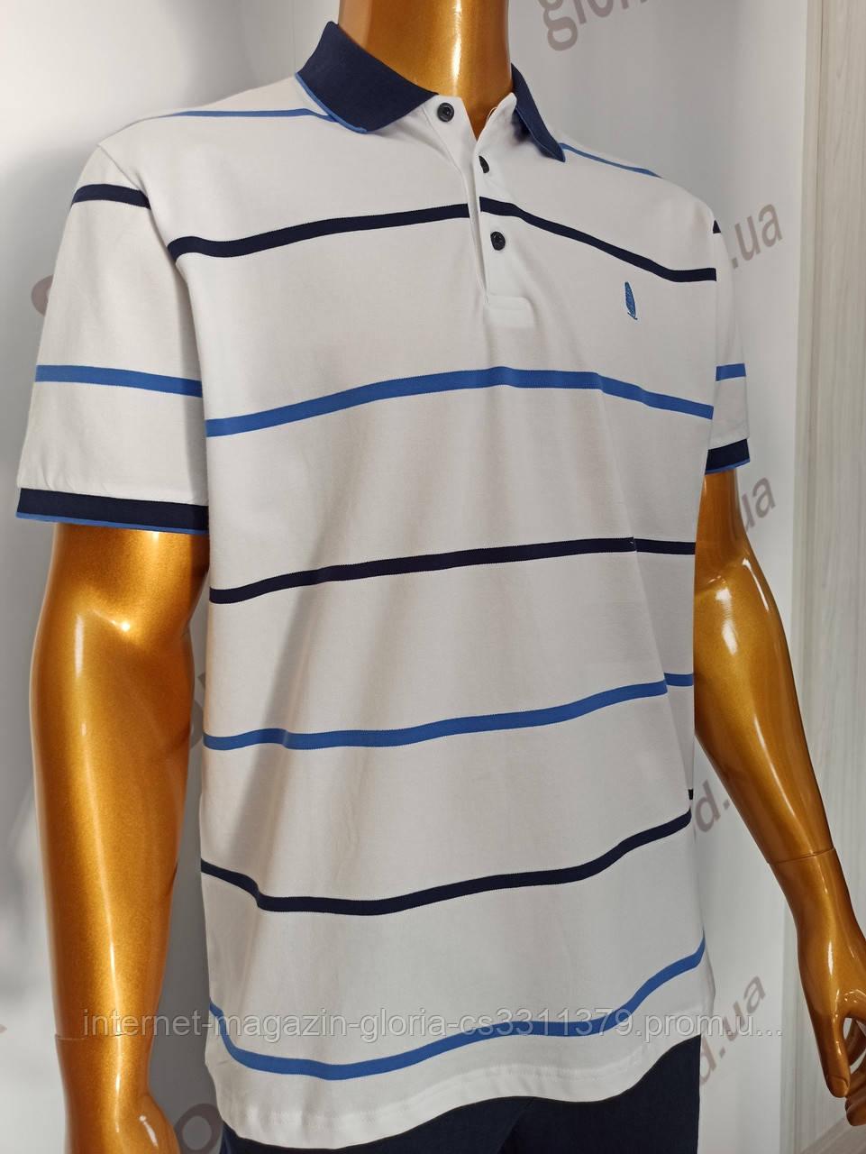 Мужская футболка поло Tony Montana. PSL-2005b (tmp241-8). Размеры: M,L,XL,XXL.