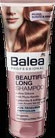 BALEA Professional Long Shampoo - Шампунь с кератином для длинных волос 250 мл