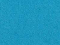 Фетр 100% полиэстер - Голубой, 2 мм, 20x30 см, 1 лист