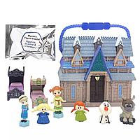 Ігровий набір Disney будиночок Анна і Ельза (Эльза) Холодне серце 2