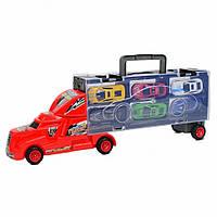 Трейлер AG105 (Red)
