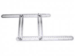 Шаблон -линейка FIT для переноса измерений 220 х 60 мм