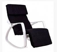 Кресло качалка GoodHome TXRC 003 White, фото 1