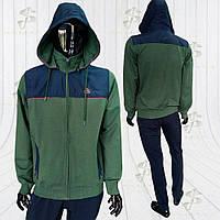 Спортивний костюм Soccer - 11559 green