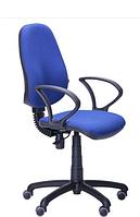 Зручне офісне комп'ютерне крісло на колесиках Брідж FS / АМФ-4 Квадро-20