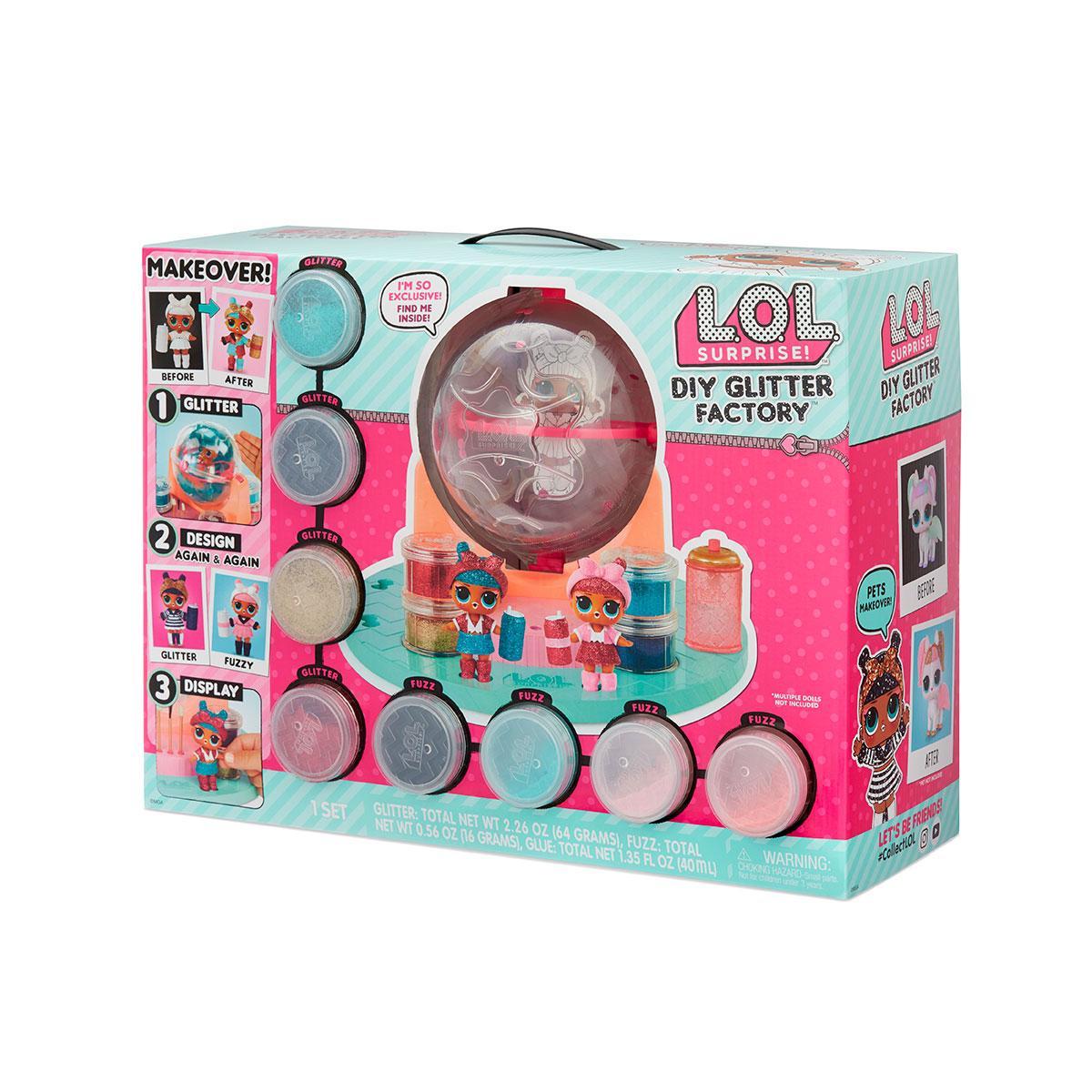 Игровой Набор С Куклой L.O.L. - Фабрика Волшебства MGA 556299