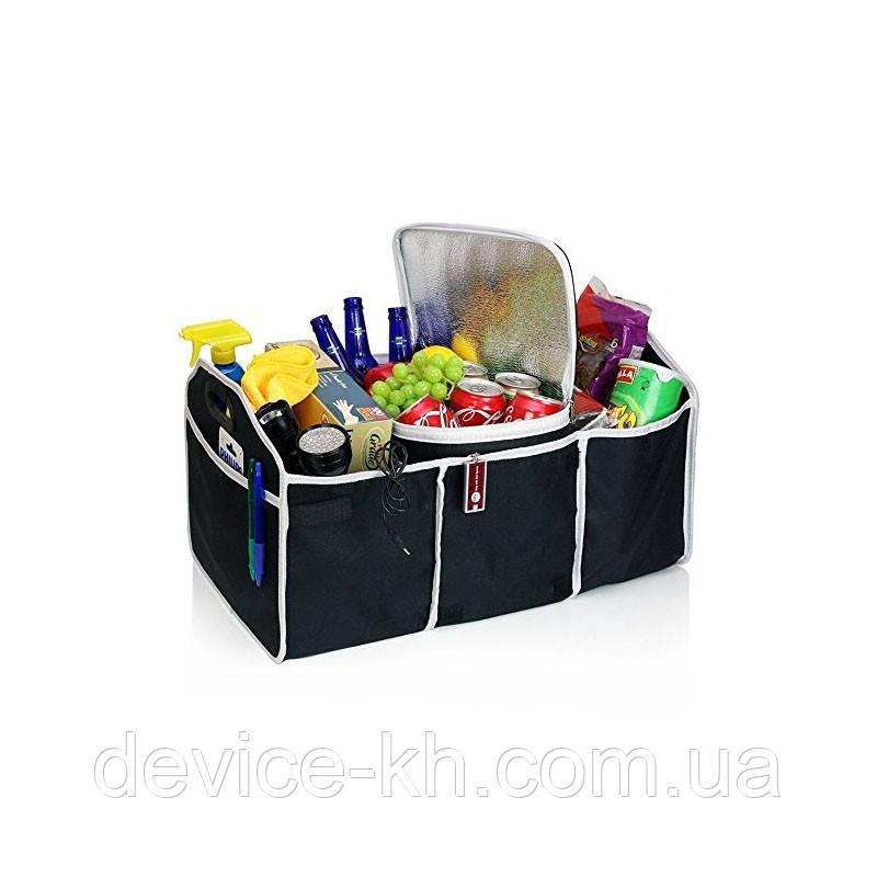 Органайзер - холодильник у багажник автомобіля Trunk Organaizer and Cooler