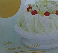 Подставка для работы с тортом.
