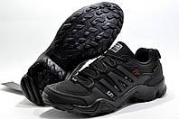 Мужские туристические кроссовки Baas Terrex, Чёрные