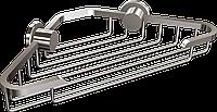 Мыльница металлическая угловая Andex Sanibella, 546cc