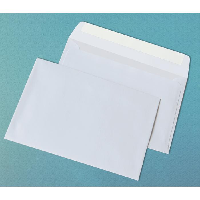 Конверт С5 (162х229мм) белый СКЛ (3444)