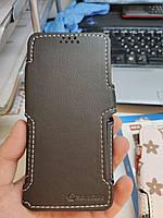 Чехол-книжка с магнитом на TP-Link Neffos C9 Max (Чорний матовий )