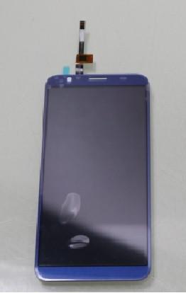 Дисплейный модуль Оригинал для Doogee X55 Синий