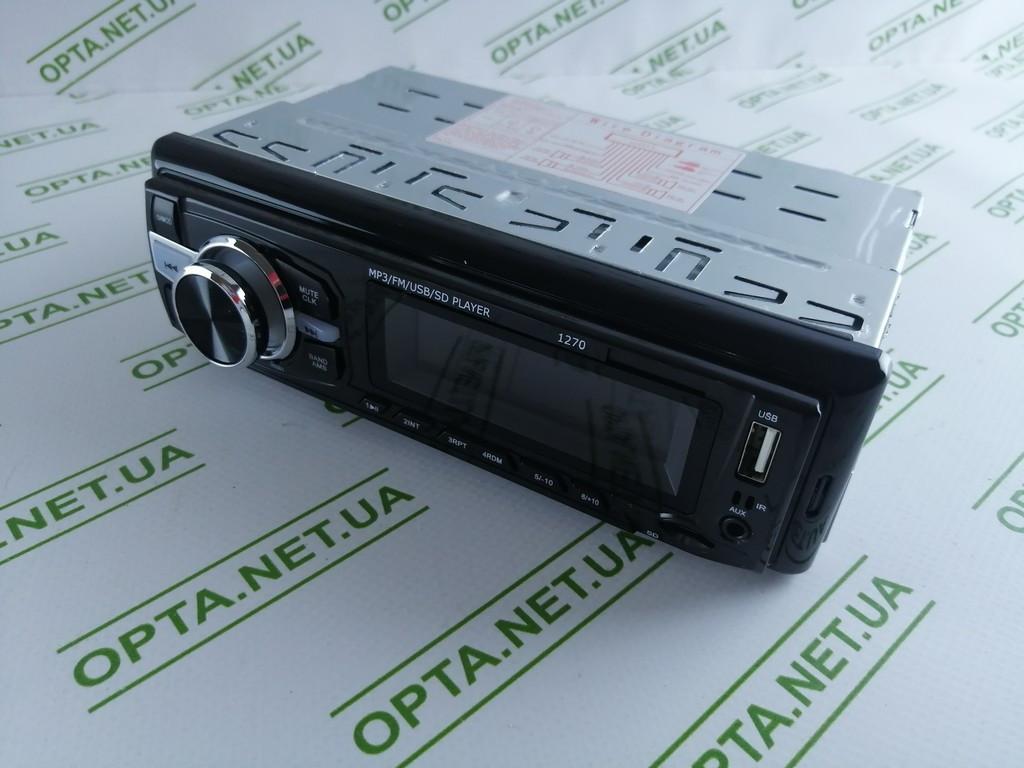 Автомагнитола  Pioner 1270 ISO Usb/Sd/Fm/Aux+ пульт