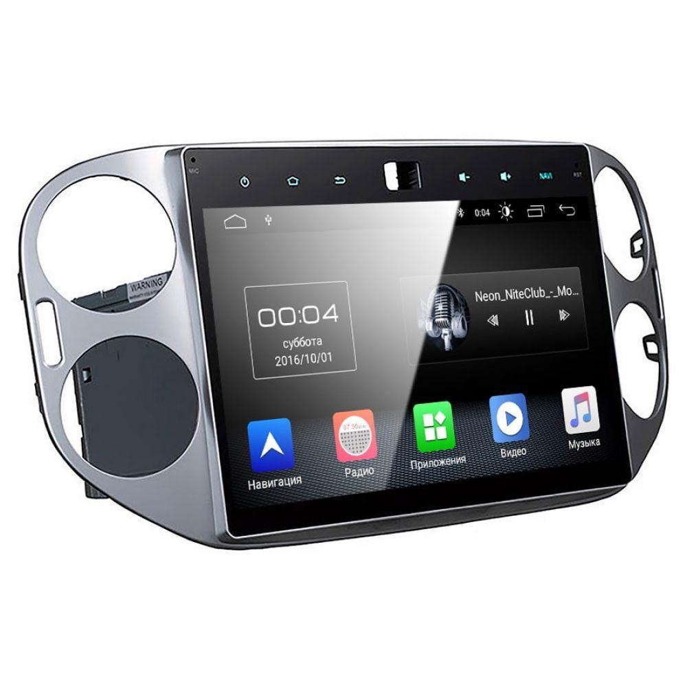 Штатная автомагнитола AudioSources T150-1060 для (VW Tiguan (2012-2015))