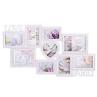 Настенная фоторамка Love&Family (9 фото), фото 1