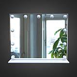 Визажное зеркало 1000х800мм, фото 2
